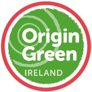Origin Green Red Outline